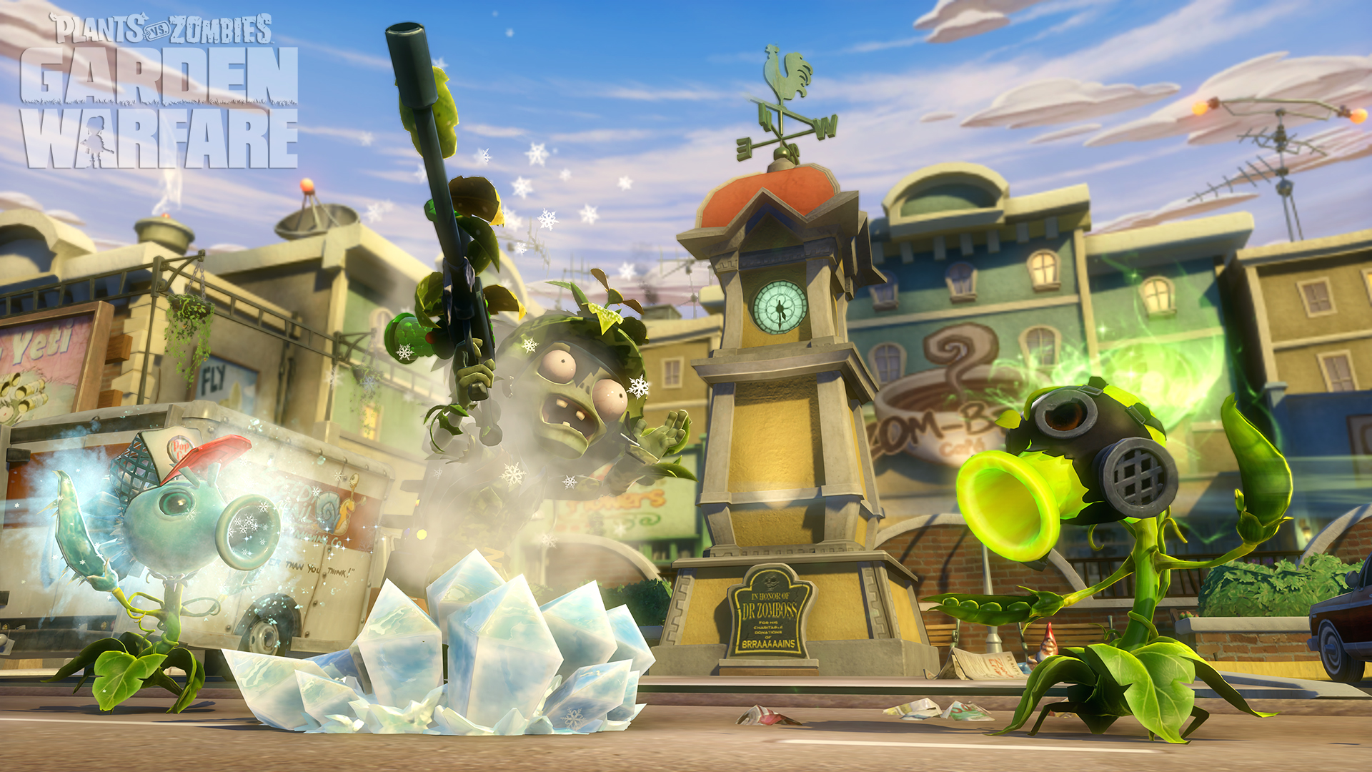 Plants Vs. Zombies Garden Warfare Release Date