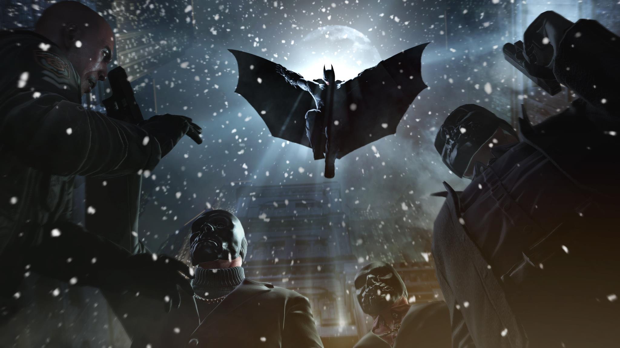 Batman Arkham Origins Cold Heart Story Add On Revealed EVideojuegos Es 17