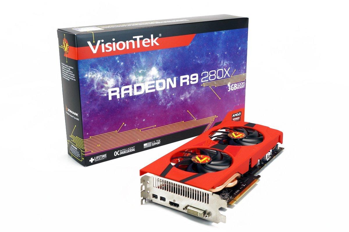VisionTek R9 280X Review (Hardware) | GamingShogun