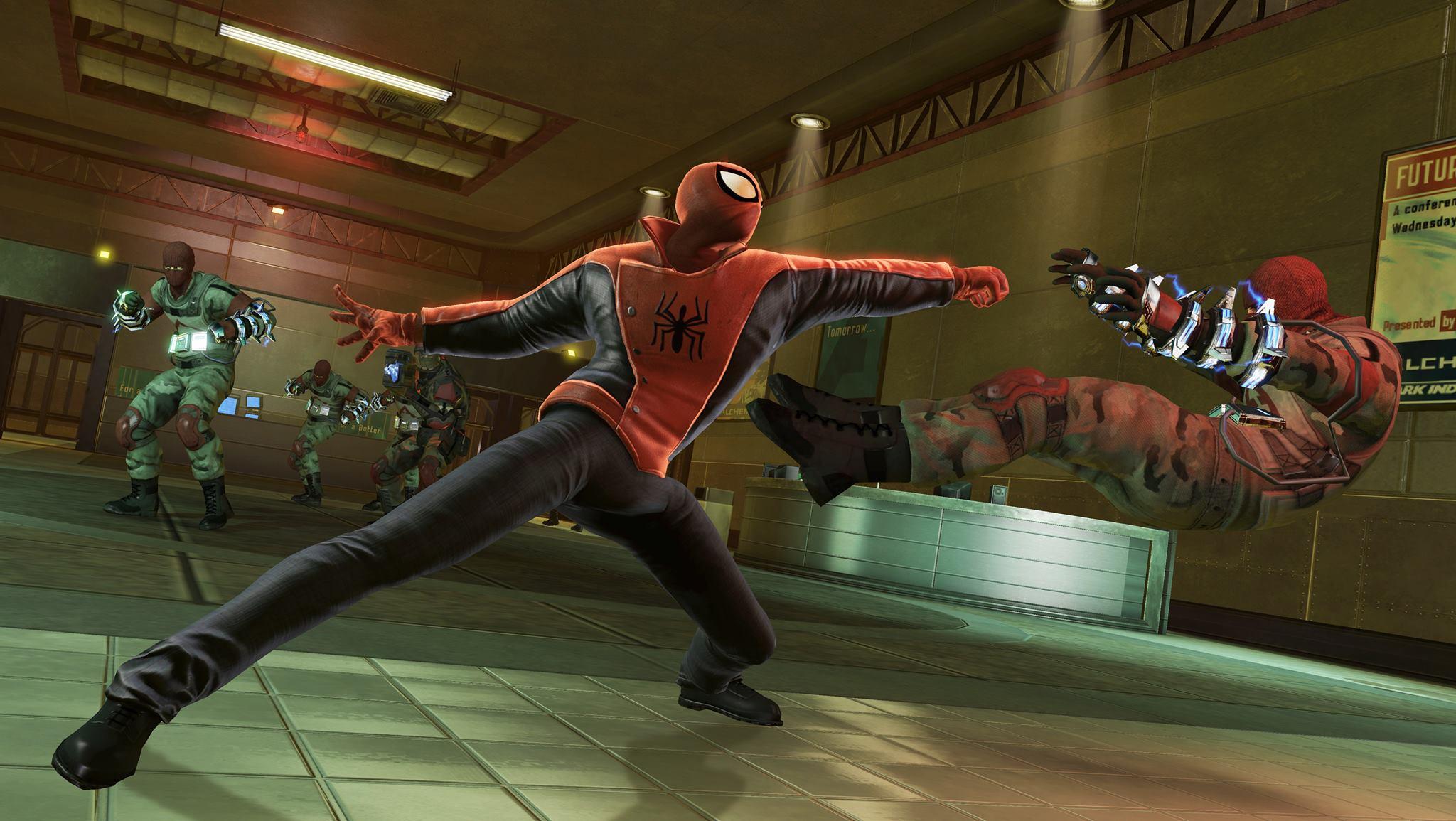 the amazing spider-man 2 gameplay trailer | gamingshogun