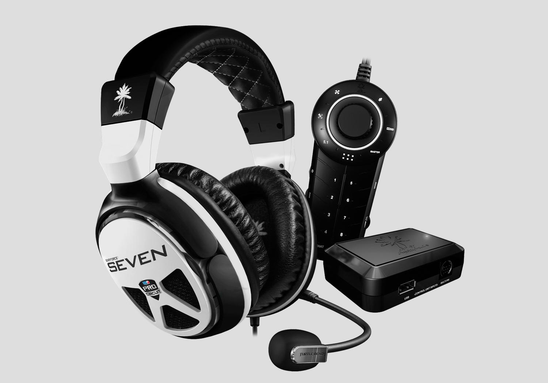 Turtle Beach Ear Force Xp Seven Headset Review Gamingshogun