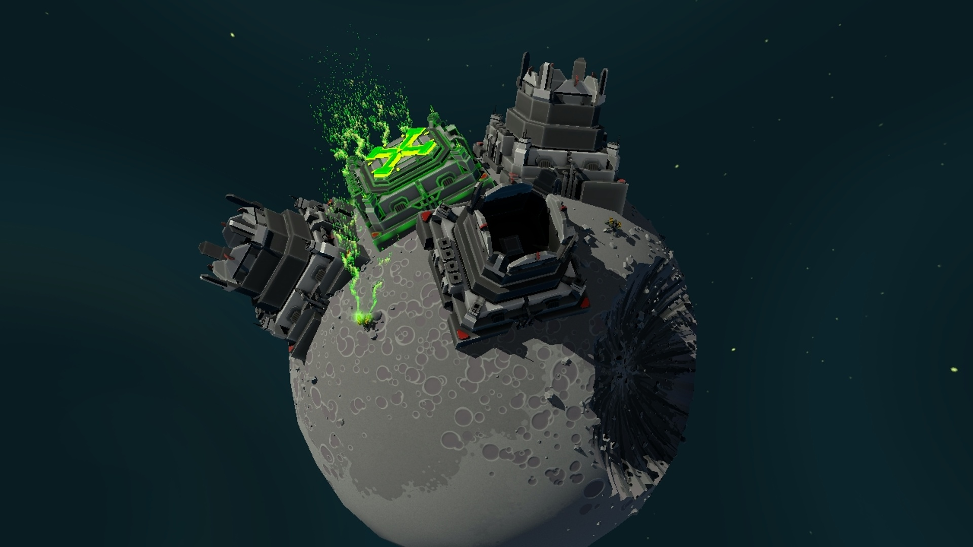 Preview of Planetary Annihilation (PC)   GamingShogun