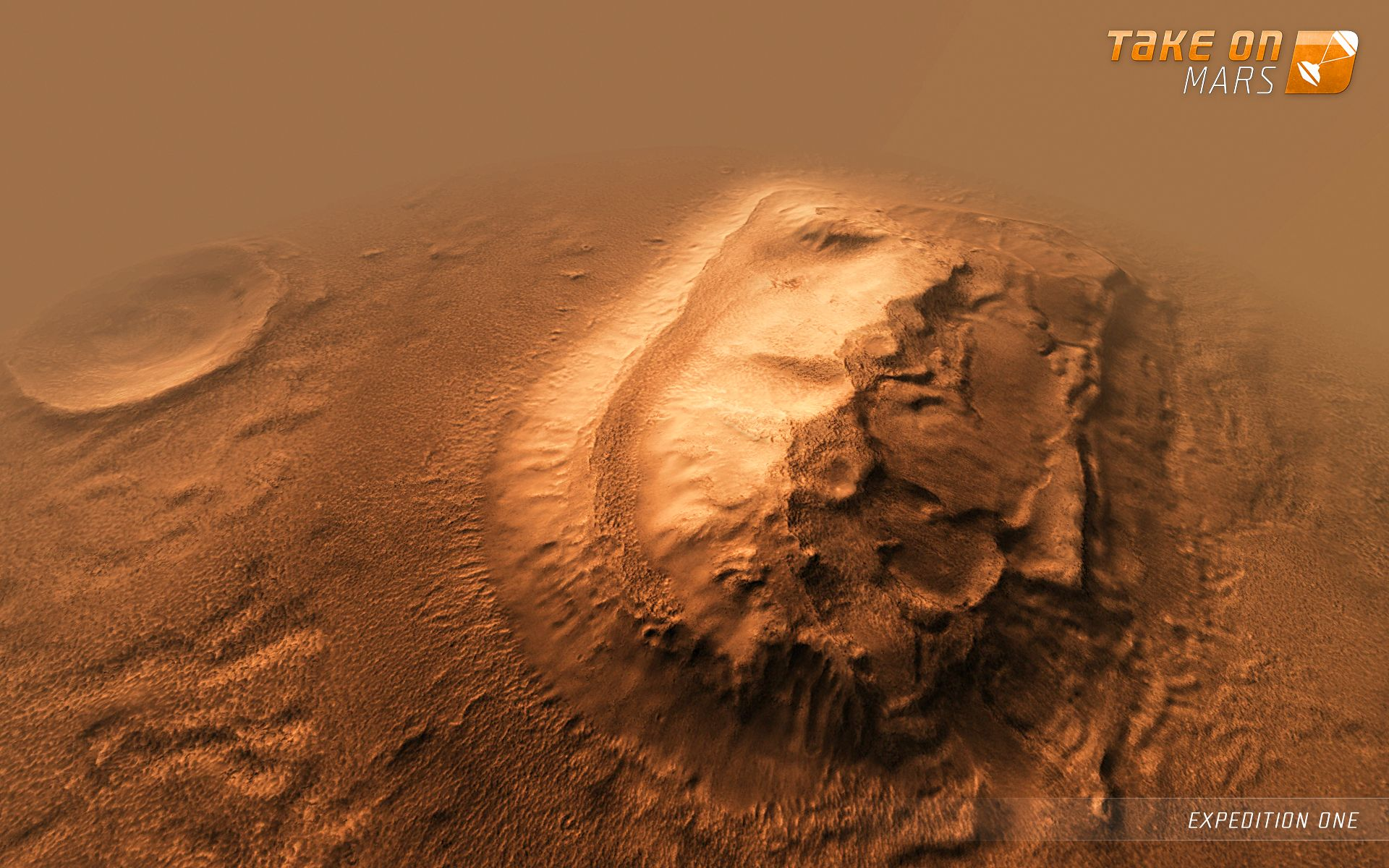 Take On Mars To Get Manned Mars Mission Expansion