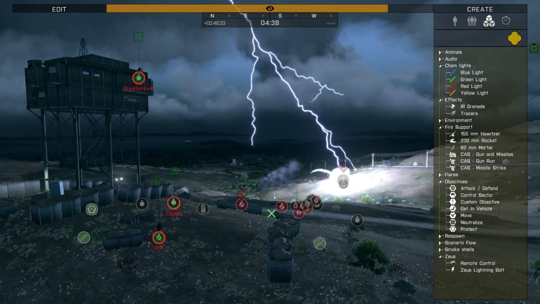 Arma 3 Zeus DLC Now Available   GamingShogun