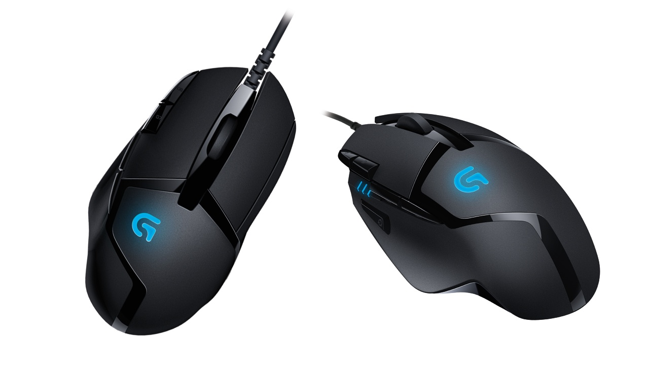 e9476b645e6 Logitech Unveils G402 Hyperion Fury Gaming Mouse | GamingShogun