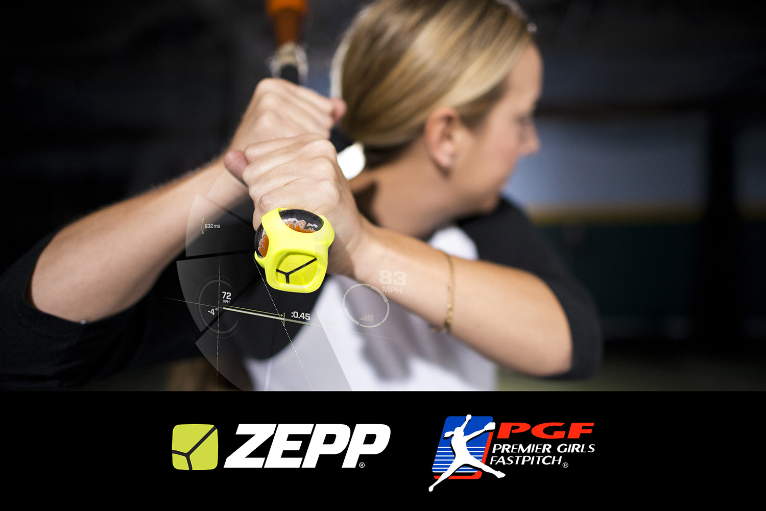 PGF Partners with Zepp Labs to Use Sports Sensor Tech