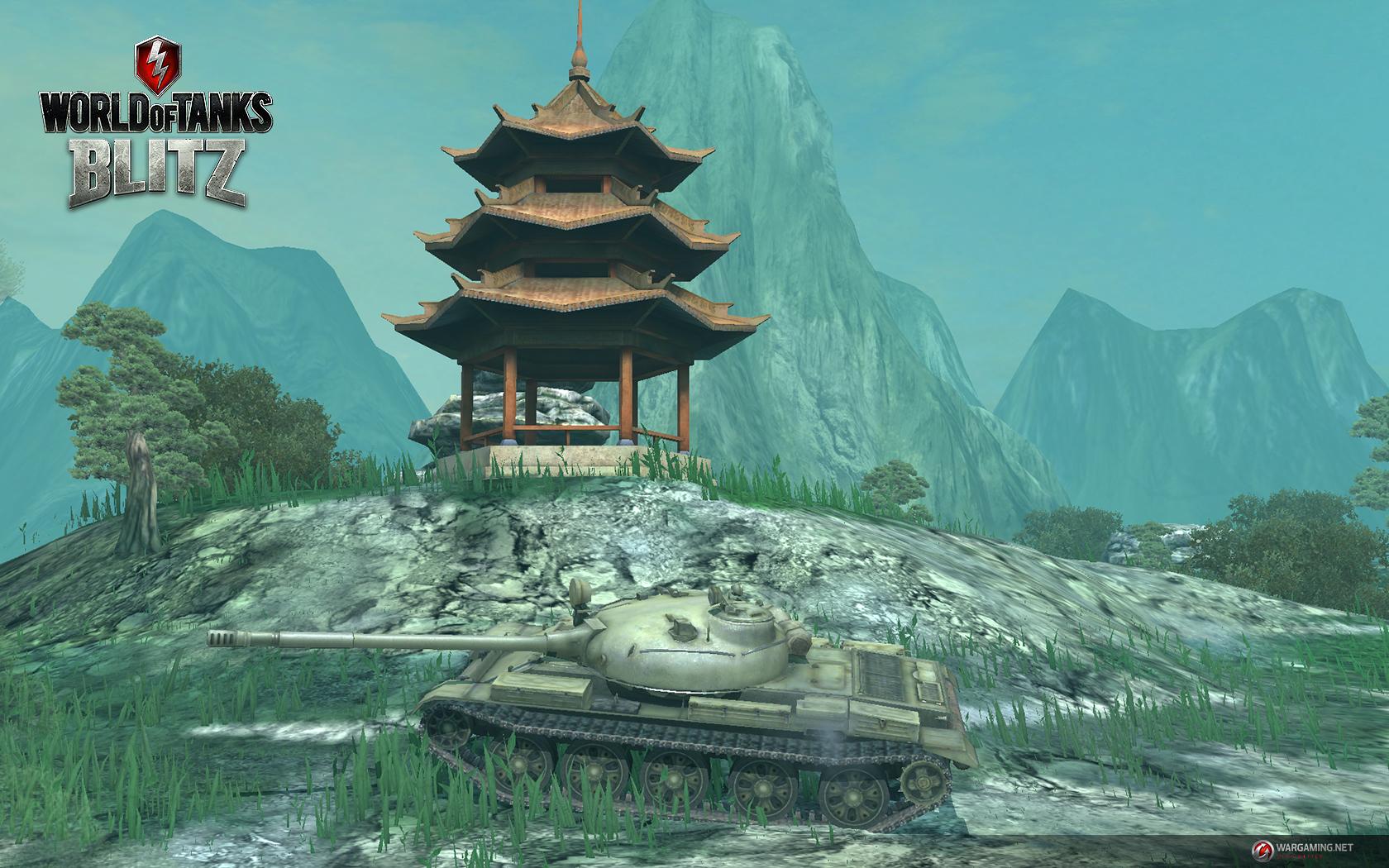 World of Tanks Blitz Update 1 3 Launches | GamingShogun