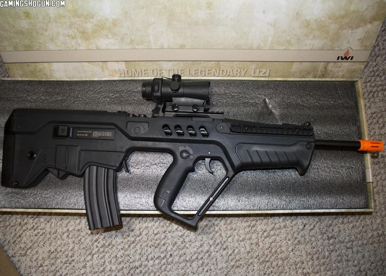 Elite Force IWI Elite Tavor TAR-21 AEG Airsoft Rifle (Dark ...