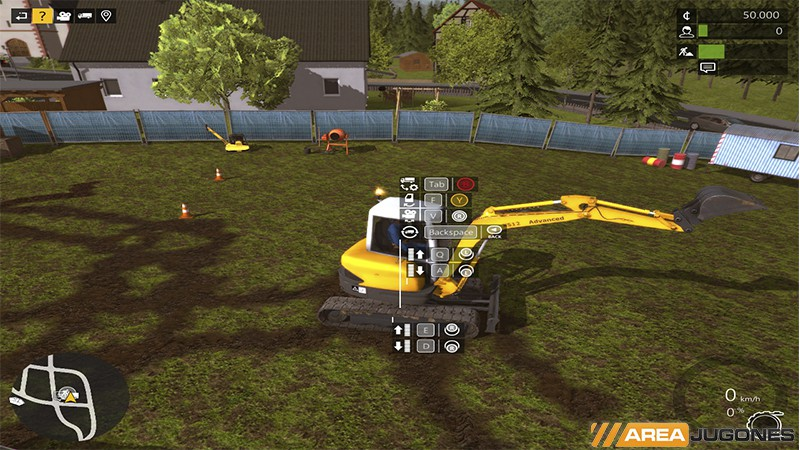 Construction Simulator 2015 (PC/Steam) | GamingShogun