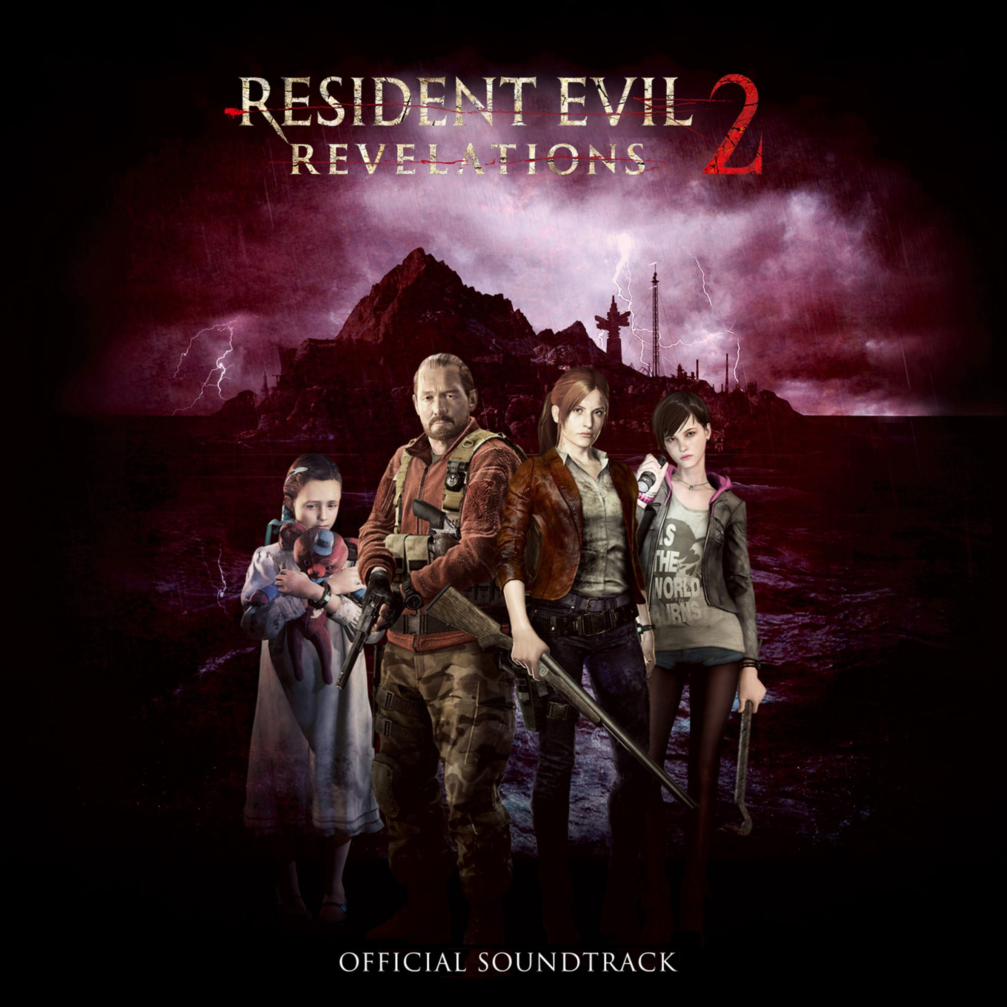 Resident Evil Revelations 2 Soundtrack Available Now ...