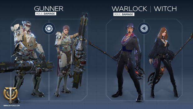 gunner-witch-classes