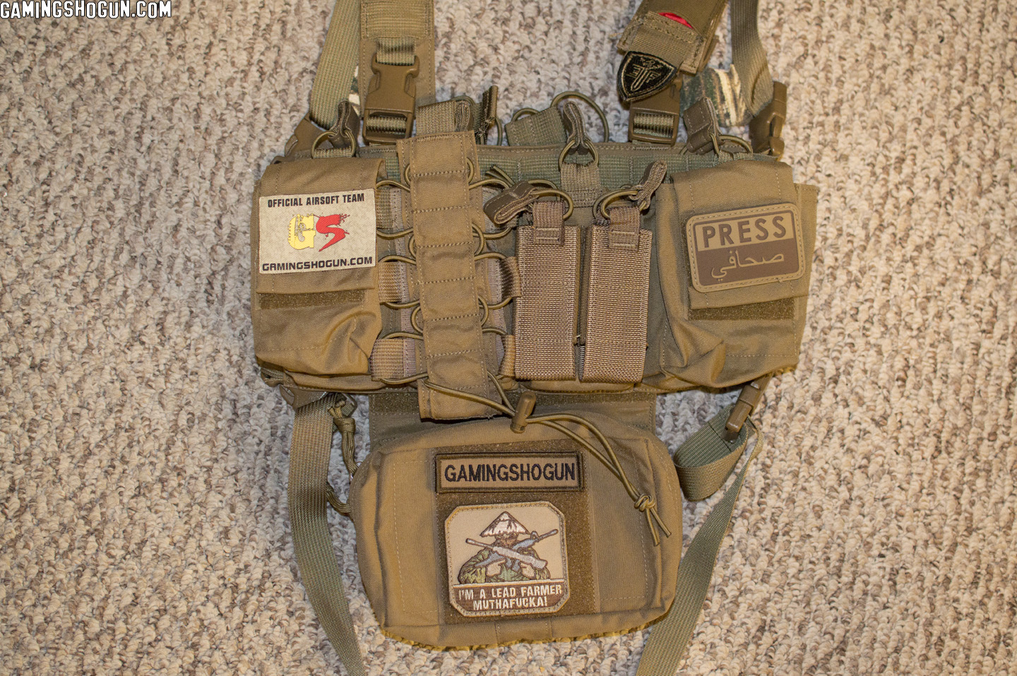 Haley Strategic Partners D3 Chest Rig Review (Airsoft ...