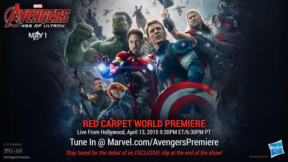 avengers: age of ultron stream