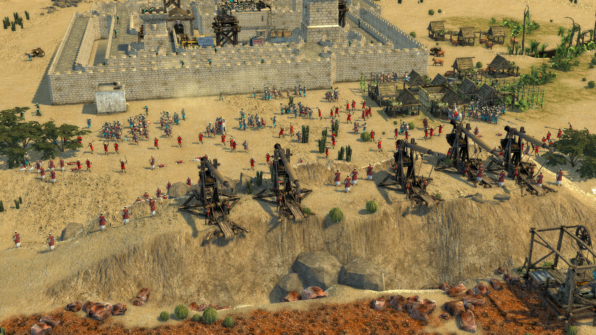 Stronghold Crusader II (Special Edition) 2015 pc game Img-3