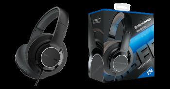 SteelSeries P100 PlayStation 4 Headphones