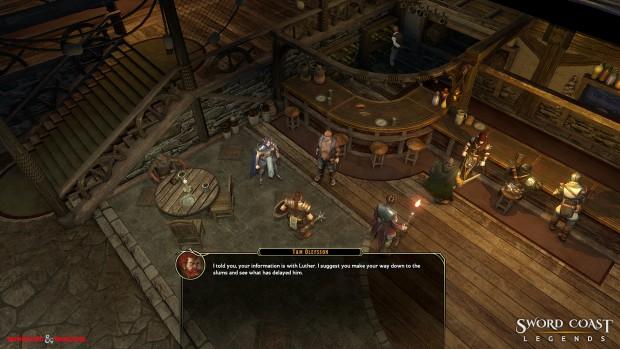 Sword Coast Legends - Screenshot (2)
