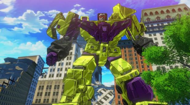 Transformers Devastation Screenshot Image