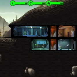 Bethesda Softworks Fallout Shelter Game Screenshot