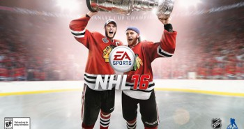 EA Sports NHL 16 Cover Athletes