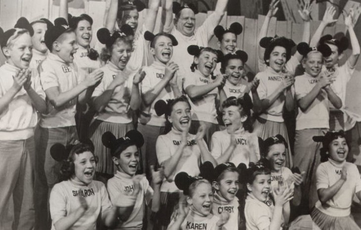 Original Mickey Mouse Club Mousketeers