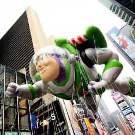 Pixar Buzz Lightyear Balloon
