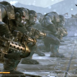 Warhammer 40,000 Regicide Screenshot