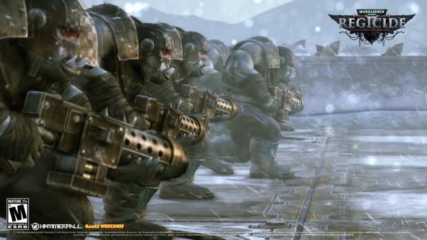 Warhammer 40,000 Regicide Screenshot