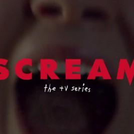 MTV's Scream the TV Series Logo