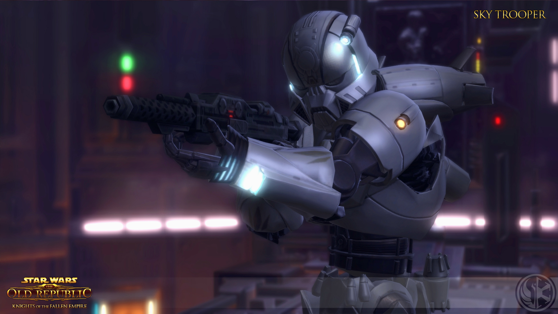 Star Wars The Old Republic Knights Of The Fallen Empire Announcement Trailer