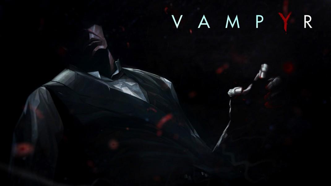 Vampyr MMO RPG Announced