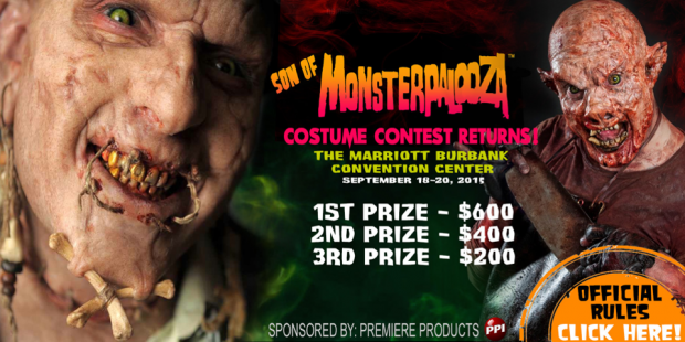 son of monsterpalooza costume contest image