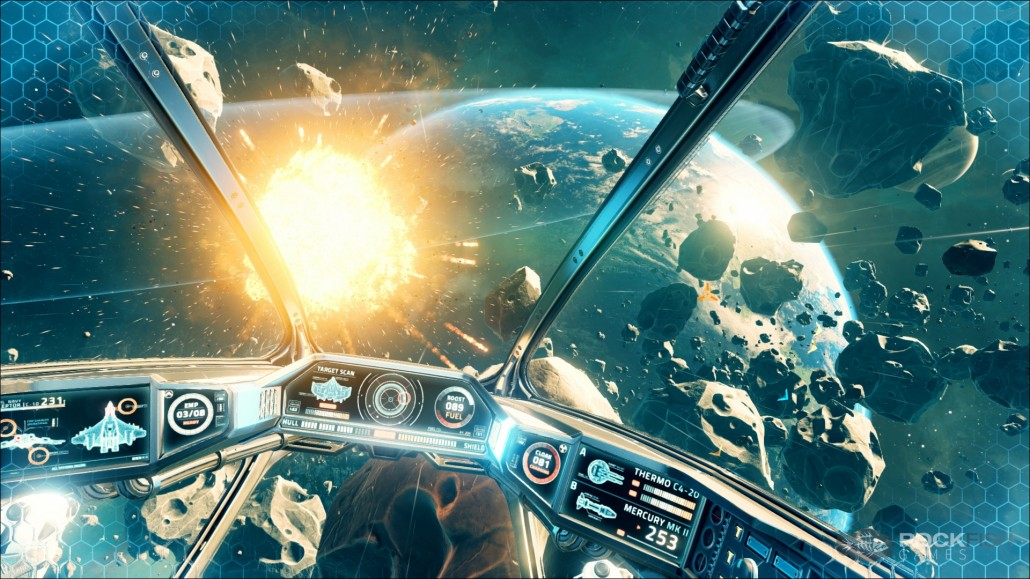 EverSpace Gets Hardcore Mode, HOTAS Support, and Deluxe
