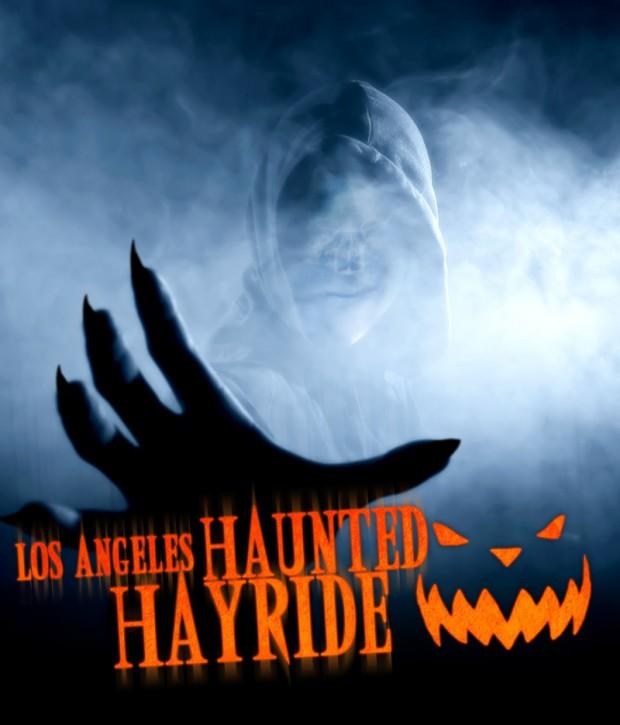 LA Haunted Hayride promo poster