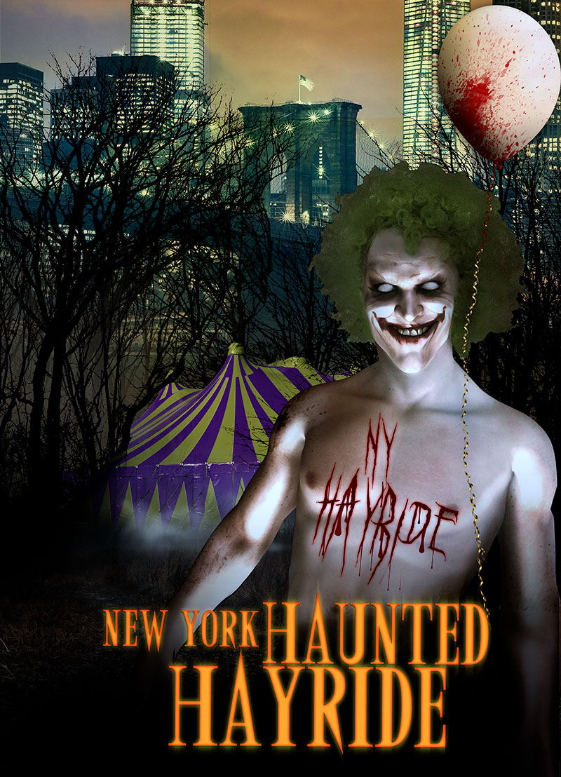 la haunted hayride gets theme and ny haunted hayride announced