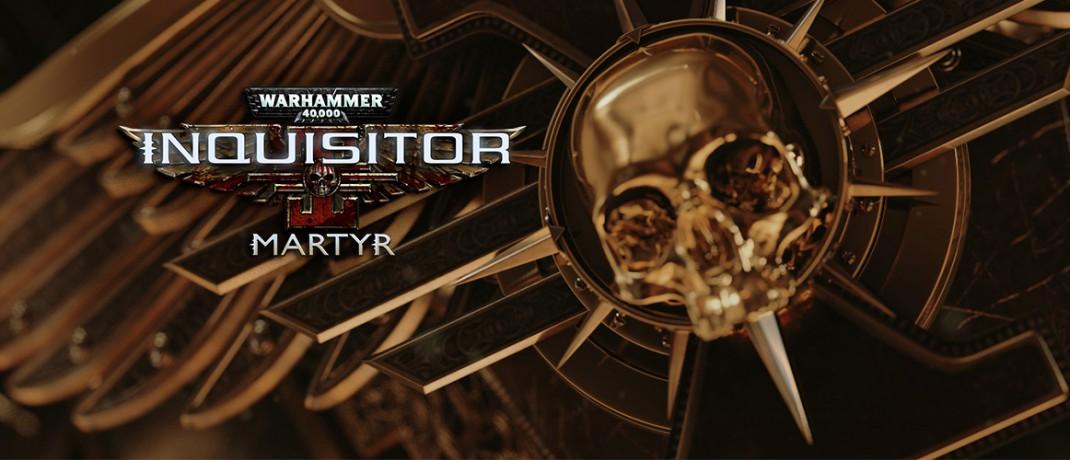 Warhammer 40,000: Inquisitor – Martyr Promo Image