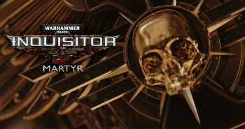 Warhammer 40,000: Inquisitor – Martyr Promo Image