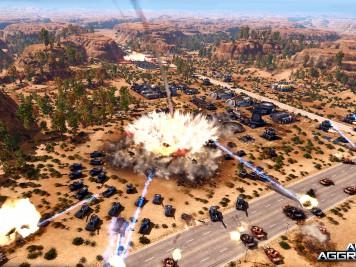 Act of Aggression Screenshot