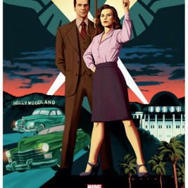 Marvel's Agent Carter Comic-Con Poster Image