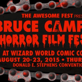 Bruce Campbell Horror Film Festival at Wizard World Chicago Image