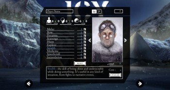 Inner Void's Icy Screenshot