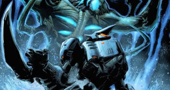 Pacific Rim: Tales From the Drift #1 Variant Cover