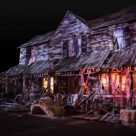 Rob Zombie's Great American Nightmare maze facade image