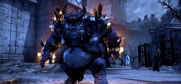 The Elder Scrolls Online Imperial City DLC First Screenshot
