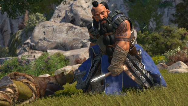 The Dwarves screenshot image