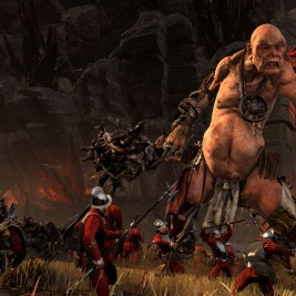 Total War Warhammer Screenshot Ogre