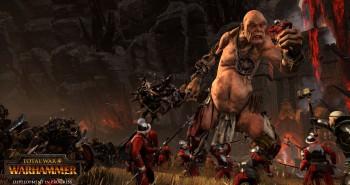 Total War Warhammer Screenshot Ogre