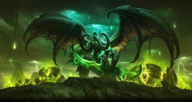 World of Warcraft: Legion Expansion header