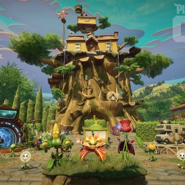 Plants vs. Zombies Garden Warfare 2 screenshot