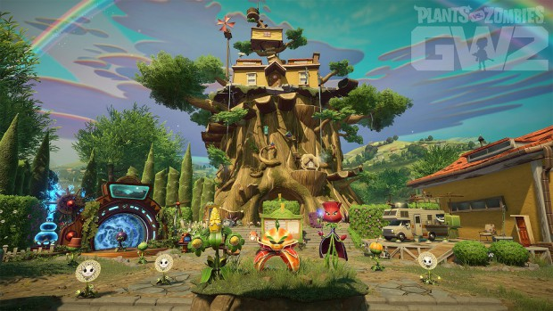 Plants vs. Zombies Garden Warfare 2 screenshot