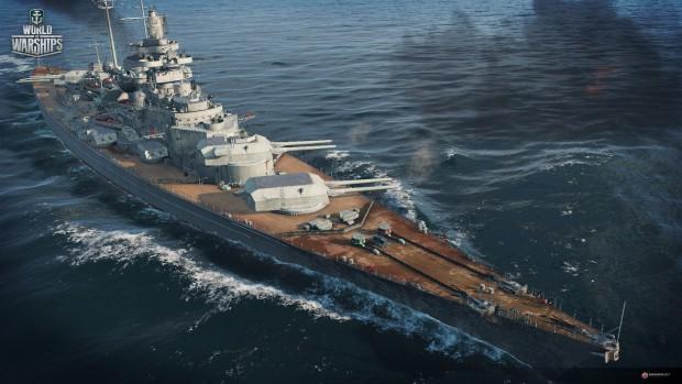 World of Warships German screenshot
